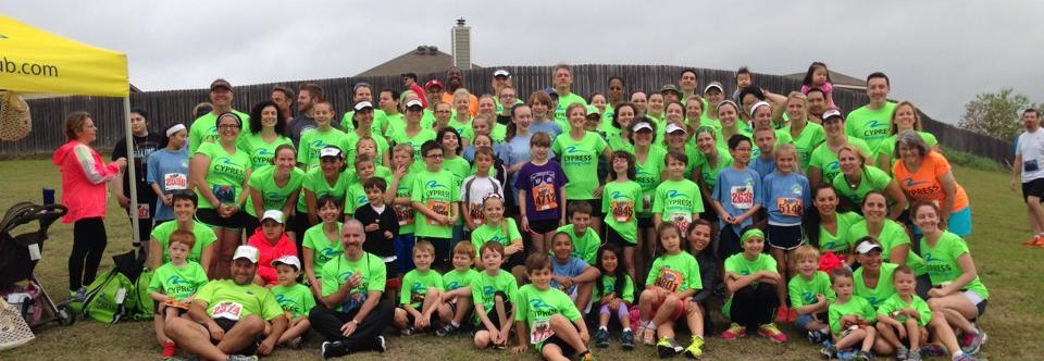 CRC takes on Blue Bell Fun Run